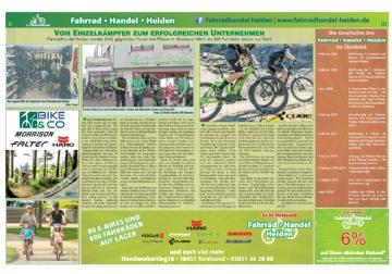 Fahrradhandel Heiden seit 2002