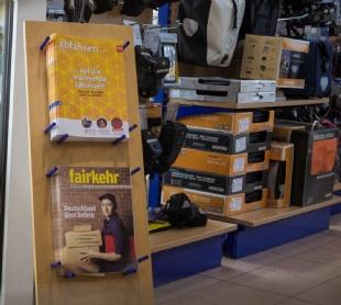 Abfahren - unser kostenloses Kundenmagazin