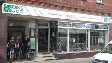 Herausragende E- Bike Kompetenz