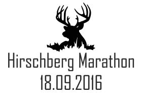 Hirschberg Marathon 2016