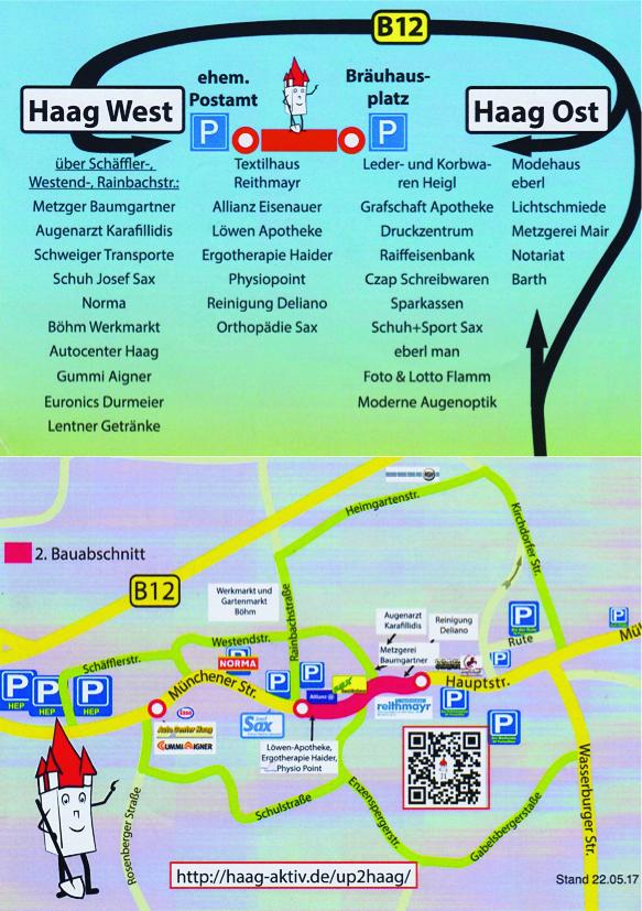 SIGI informiert über die Münchner Straße