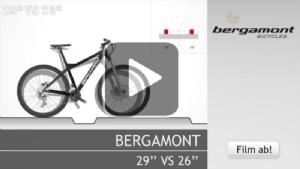 Film: Bergamont 29Zoll vs 26Zoll