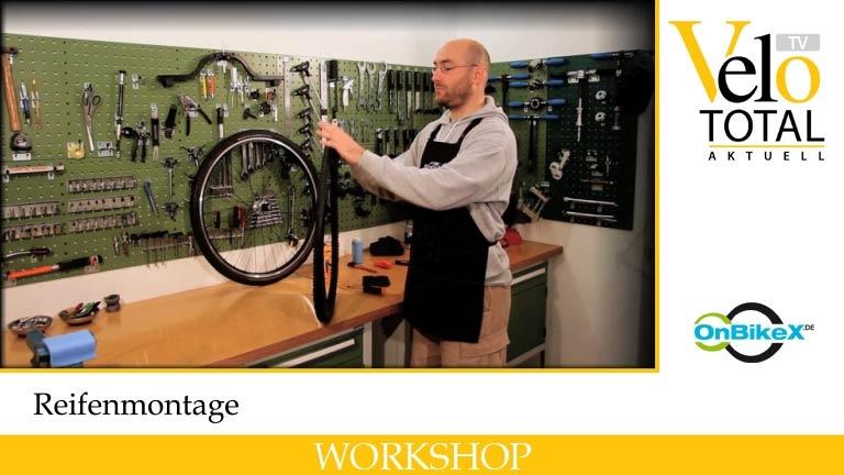 Film: VeloTotal 7: Workshop Reifenmontage