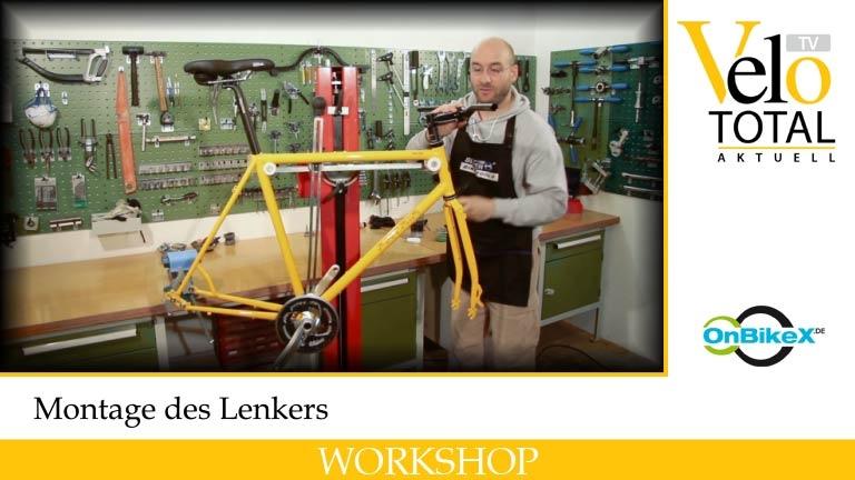 VeloTotal 9: Die Lenkermontage
