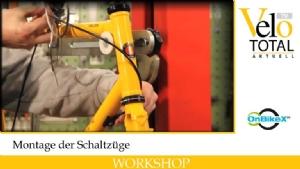 Film: VeloTotal 12: Montage der Schaltzüge
