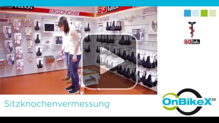 Film: SQlab Schulungsvideo Sitzknochenvermessung
