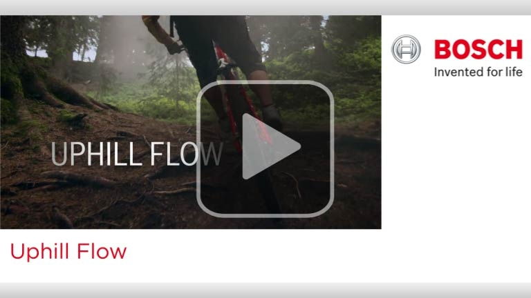Bosch eBike Systems Uphill Flow