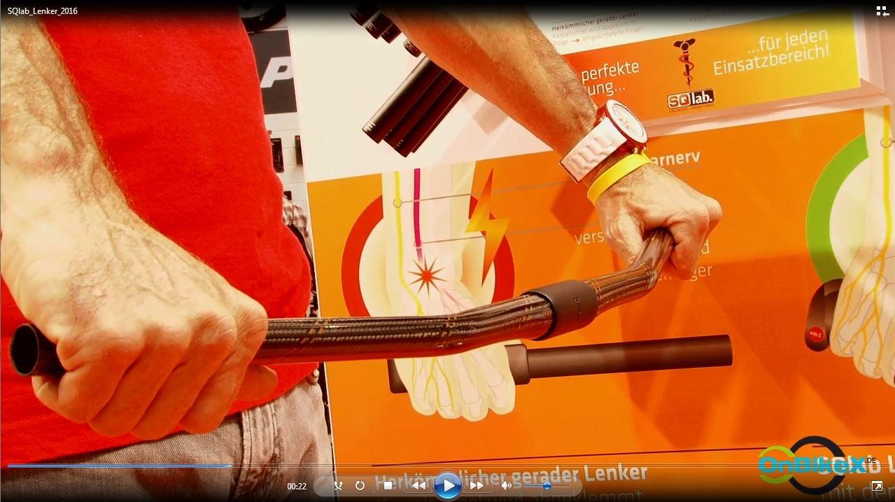Film: SQlab Lenker 311 und Super 3
