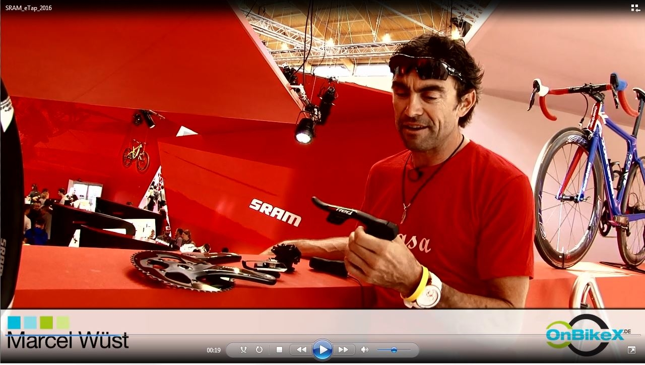 Film: SRAM Red eTap