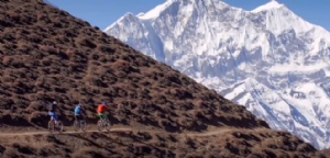 Film: VAUDE - Mountain Biking in Nepal