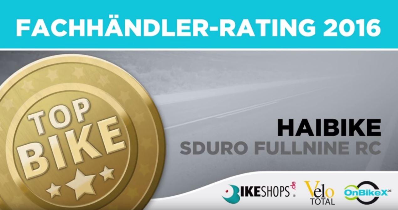 Haibike SDuro Fullnine RC