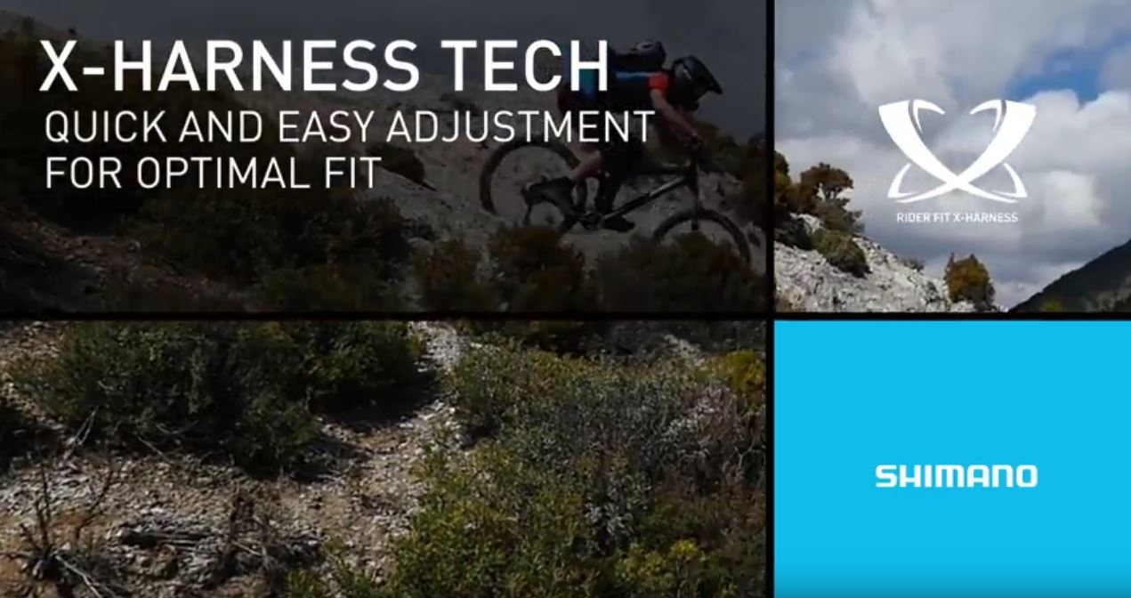 Film: Shimano X-Harness Technologie
