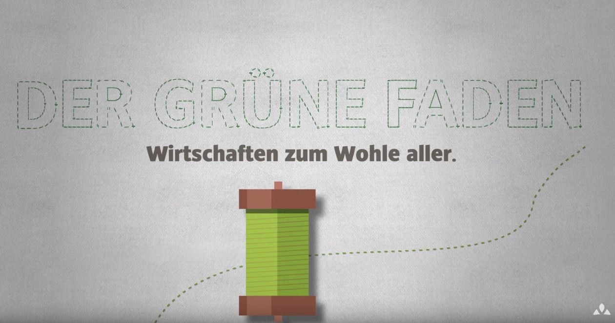 Film: VAUDE - Nachhaltigkeitsstrategie: Der grüne Faden
