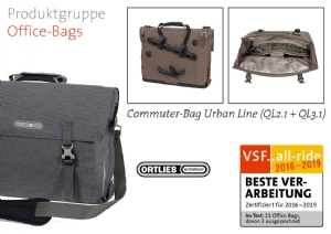 Film: Ortlieb - Commuter-Bag Urban Line