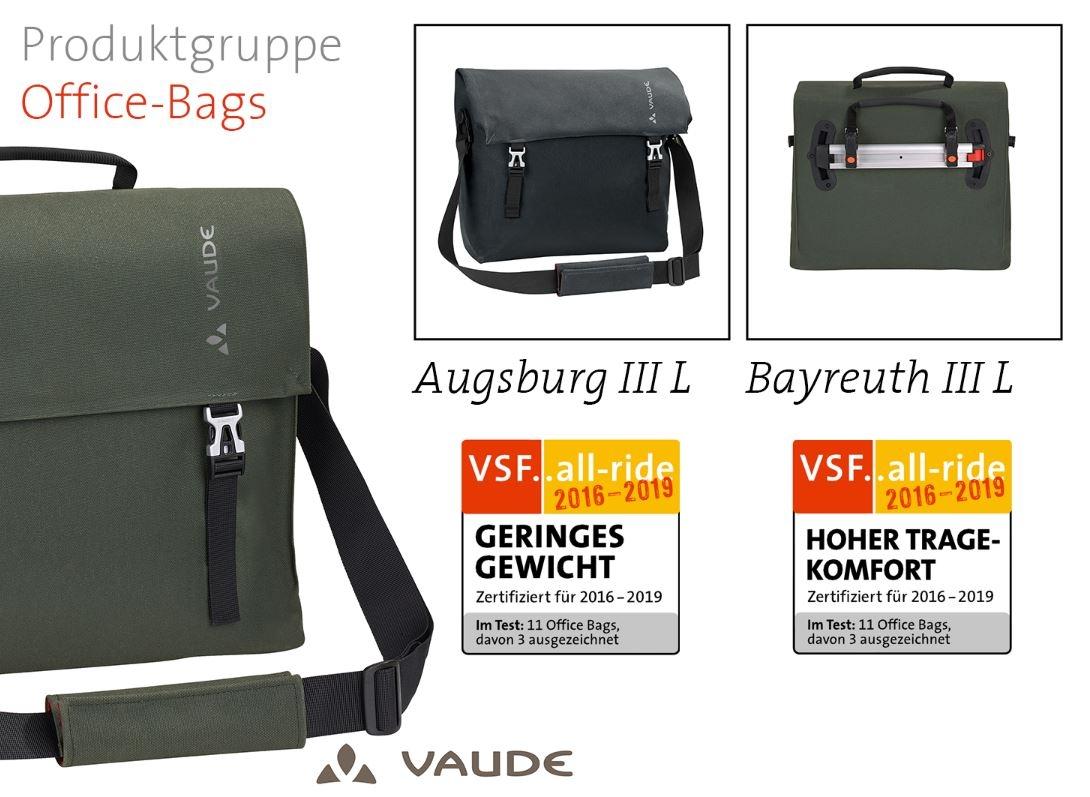 Film: VAUDE - Office Bags Augsburg und Bayreuth