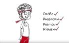 Abus - Wie trage ich meinen Fahrradhelm richtig?