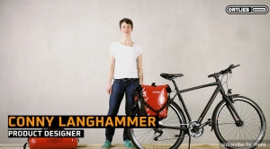 Film: Ortlieb - Back-Roller und Rack-Pack kombinieren