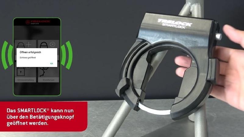 Trelock - Trelock SL 460 Smartlock