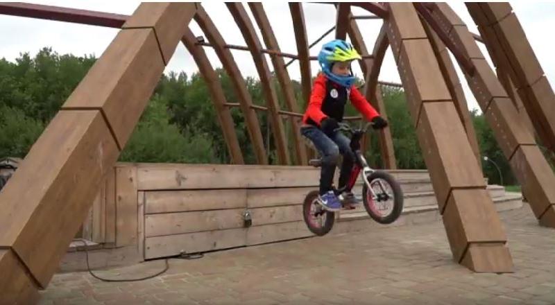 Puky - Rider: drei Jungs mit geballter Power
