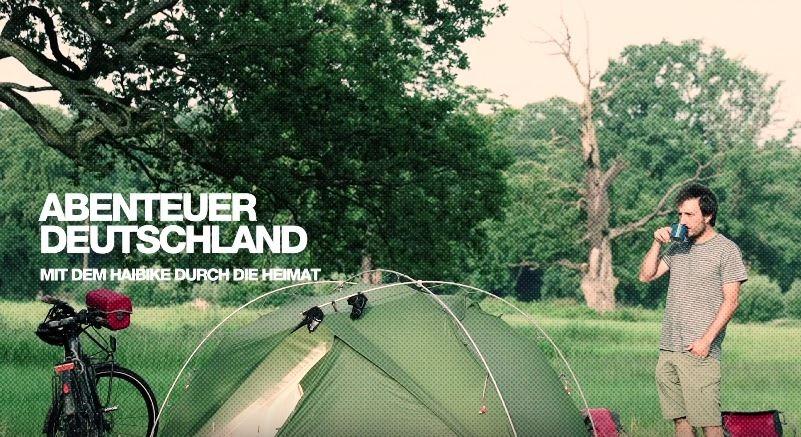 Film: Haibike - Top drei Radwege Deutschland