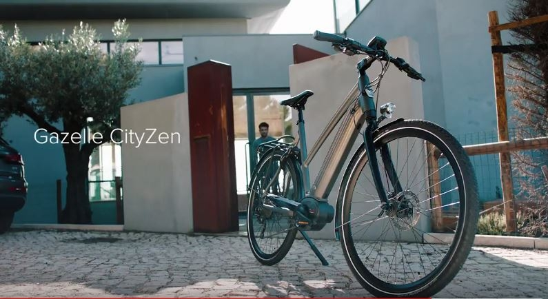 Film: Gazelle - CityZen E-Bike