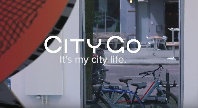 Film: Gazelle - CityGo