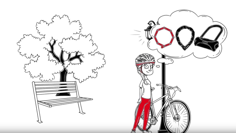 Film: ABUS - Fahrradschloß Berater