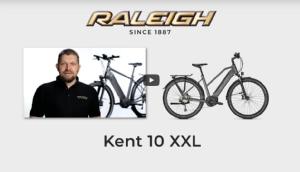 Film: Raleigh KENT 10 XXL
