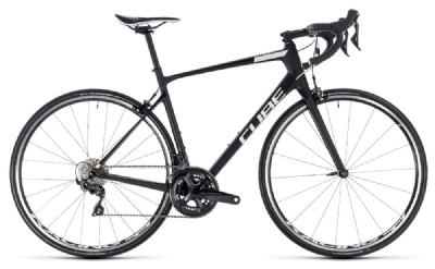 Rennrad-Angebot Cube Attain GTC SL carbon´n´white