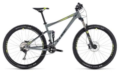 Mountainbike-Angebot CubeStereo 120 Pro grey´n´flashyellow 19