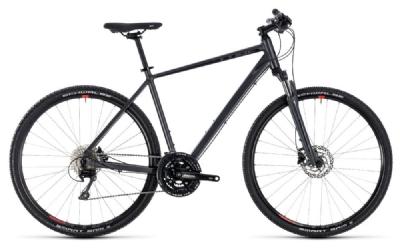 Crossbike-Angebot CubeNature EXC iridium´n´red