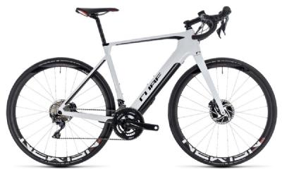 E-Bike-Angebot CubeAgree Hybrid C:62 SL Disc white´n´black
