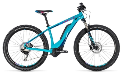 E-Bike-Angebot CubeAccess Hybrid Race 500 turquoise´n´raspberry