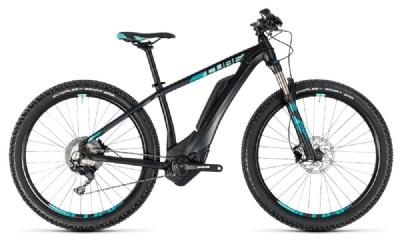 E-Bike-Angebot CubeCUBE Access Hybrid Race 500 black´n´mint