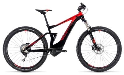 E-Bike-Angebot CubeStereo Hybrid 120 Pro 500 black´n´red