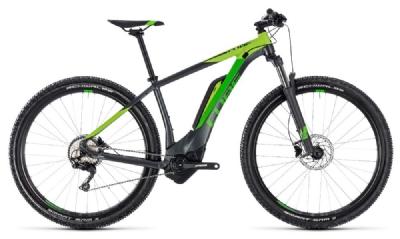 E-Bike-Angebot CubeReaction Hybrid Pro 500 iridium n green