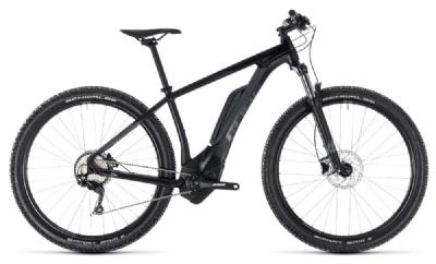 E-Bike-Angebot CubeReaction Hybrid Pro 500 black n grey