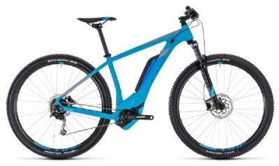 E-Bike-Angebot CubeReaction Hybrid ONE 400 reefblue´n´blue