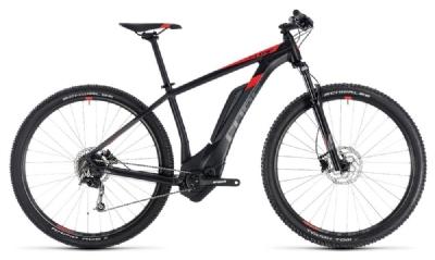 E-Bike-Angebot CubeReaction Hybrid One 500 black n red