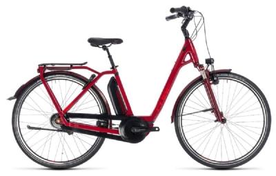 E-Bike-Angebot CubeTown Hybrid Pro 500 darkred´n´red