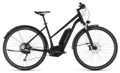 E-Bike-Angebot CubeCross Hybrid SL Allroad 500 black edition