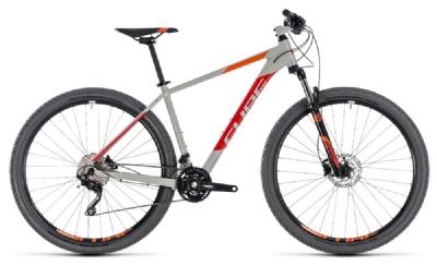 Mountainbike-Angebot CubeAttention grey´n´red