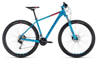 Mountainbike-Angebot CubeAim SL blue´n´red
