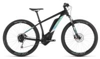 E-Bike-Angebot CubeCube Access Hybrid ONE 500 black´n´mint 2019
