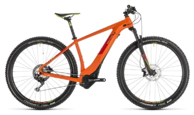 E-Bike-Angebot Cube Cube Reaction Hybrid SL 500 orange