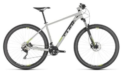 Mountainbike-Angebot CubeAttention grey´n´green