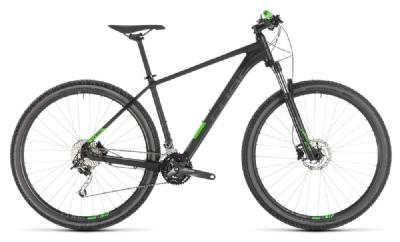 Mountainbike-Angebot CubeAnalog black´n´green