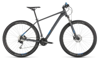 Mountainbike-Angebot CubeAim SL iridium´n´blue