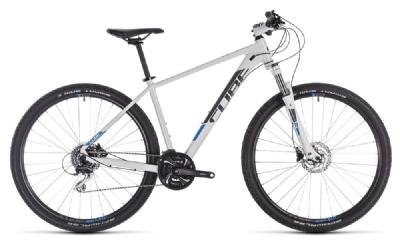 Mountainbike-Angebot CubeAim Race white´n´blue