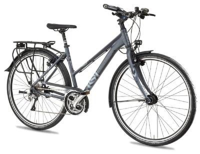Trekkingbike-Angebot GudereitSX 75 Damen Rh. 48 schwarz-matt